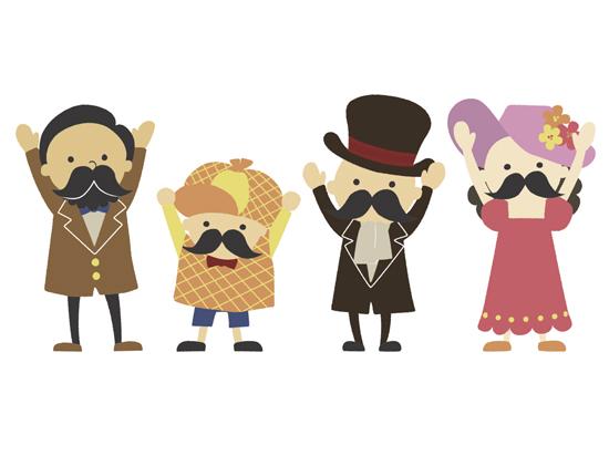 北広島市シティセールスプロモーション キャラクターイラスト素材制作