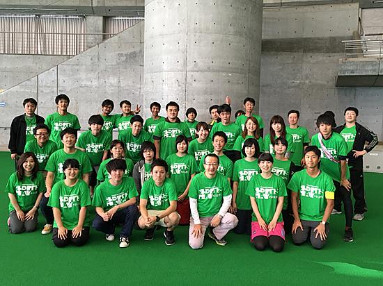 ヤマチユナイテッドグループ主催 合同運動会開催